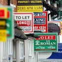 buy to let estate agent signs